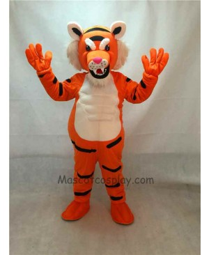 High Quality Power Tiger Mascot Costume