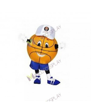 Basketball Mascot Costume Basketball Tournament Performance Props Halloween Outfit