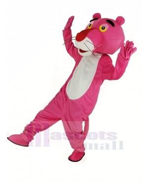 Pink Panther Mascot Costume