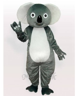 Adorable Big Koala Adult Mascot Costume