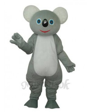 3rd Version Koala Mascot Adult Costume