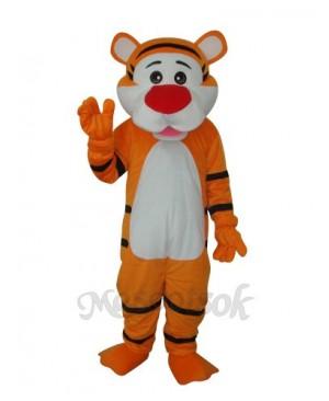 Good Tiger Adult Mascot Costume
