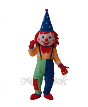 The Japanese Clown Mascot Adult Costume