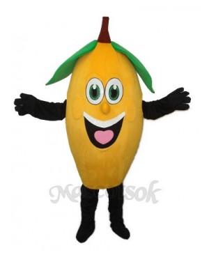 Lemon Mascot Adult Costume