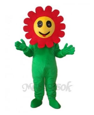 Sunflower Mascot Adult Costume