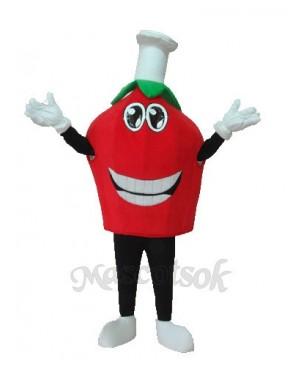 Strawberry Mascot Adult Costume