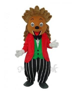 Little Hedgehog Mascot Adult Costume