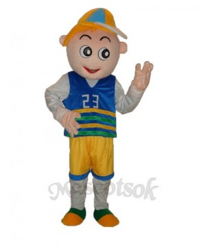Activity Star Mascot Adult Costume