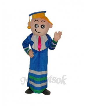 Future Star Mascot Adult Costume