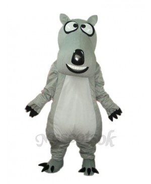 Bear Luck Mascot Adult Costume