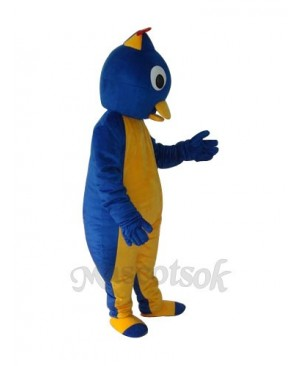 Blue Penguin 2 Mascot Adult Costume