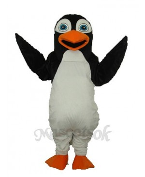 King Penguins Mascot Adult Costume