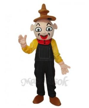 Clown 2 Mascot Adult Costume