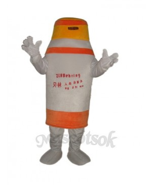Medicine Bottle Mascot Adult Costume