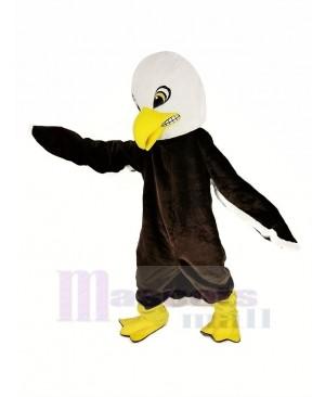 Cute Bald Eagle Mascot Costume Animal
