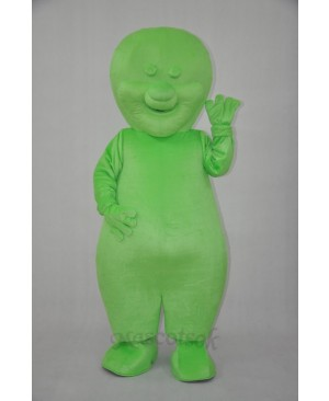 Jelly baby food Plush adult Mascot Costume