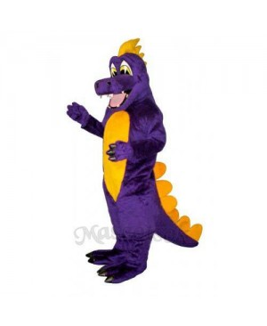 Dunkan Dragon Mascot Costume
