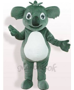 Koala Plush Adult Mascot Funny Costume
