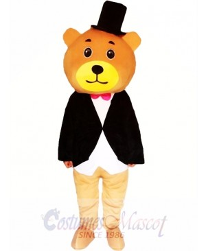 Cartoon Bear Mascot Costumes