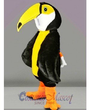 Toucan Bird Mascot Costume