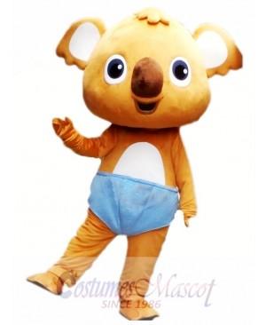 Cute Koala Mascot Costume