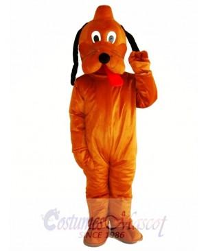 Pluto Dog Mascot Adult Costume