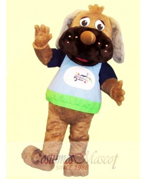 Georgia Dog Mascot Costume