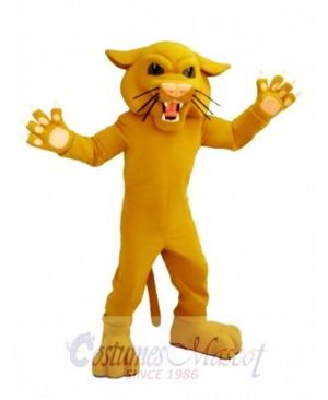 High Quality Wildcat Mascot Costume
