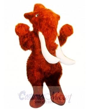 Mammuth Mascot Costume Adult Costume