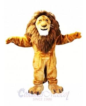 Power Animal Lion Mascot Costume