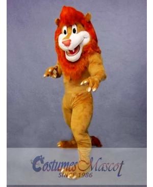 Cute Lion Mascot Costumes