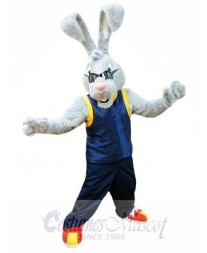 Power Rabbit Mascot Costume