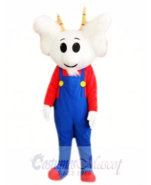 White Sheep Mascot Costumes