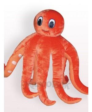 Octopus Plush Adult Mascot Costume