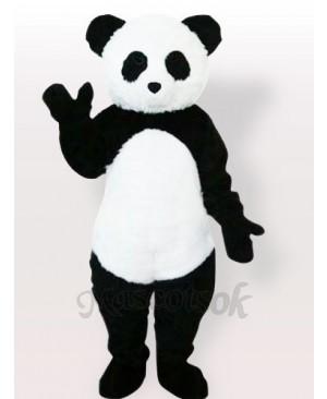 Plush Panda Adult Mascot Costume, Type F