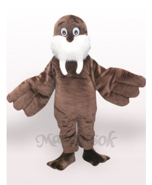 Sea Elephant Plush Adult Mascot Costume