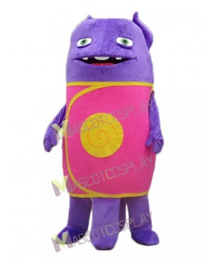 Popular Home Boov Captain Smek Mascot Costume