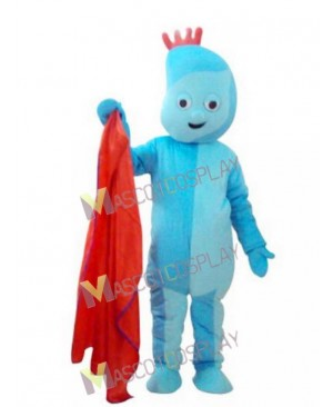 In the Night Garden Iggle Piggle Igglepiggle Mascot Costume