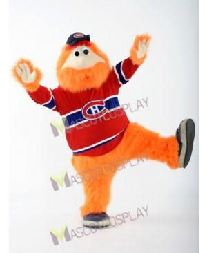 High Quality Montreal Canadians Youppi! Ice Hockey Mascot Costume