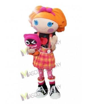 Lalaloopsy Doll Bea Spells a Lot Mascot Costume