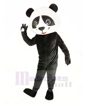 Cute Panda Mascot Costume Animal
