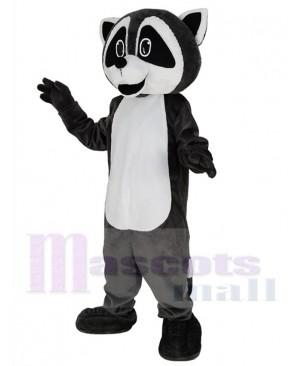 Raccoon mascot costume