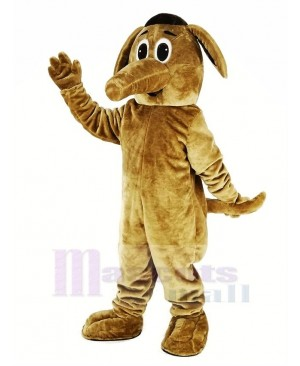 Brown Aardvark Mascot Costume Animal