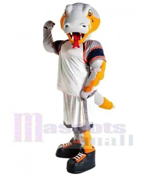 Sporty Cobra Mascot Costume