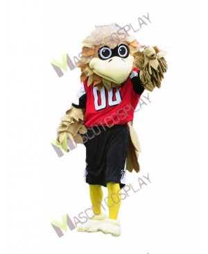 New Atlanta Falcons Freddie Falcon Mascot Costume