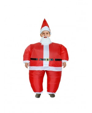 Kids Inflatable Christmas Costume Halloween Children Cosplay