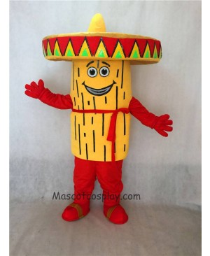 Hot Sale Adorable Realistic New Custom Made Food Mexican Food Tamale Mascot Costume