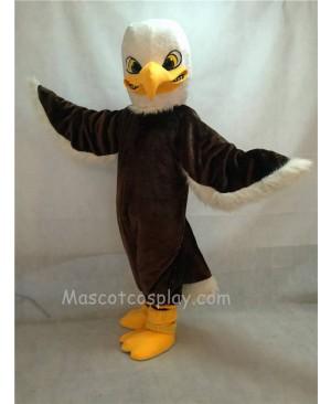 High Quality Realistic Animal Adult Bald Eagle Mascot Costume