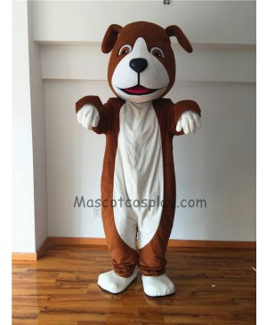 Cute Beagle Dog Mascot Costume