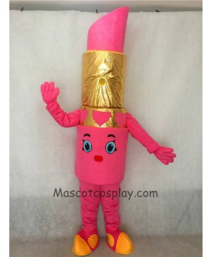 Cartoon Lovely Lippy Lips Lipstick Mascot Costume